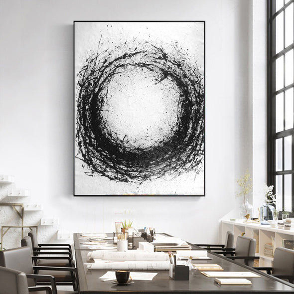 oil canvas wall art