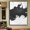 big abstract canvas