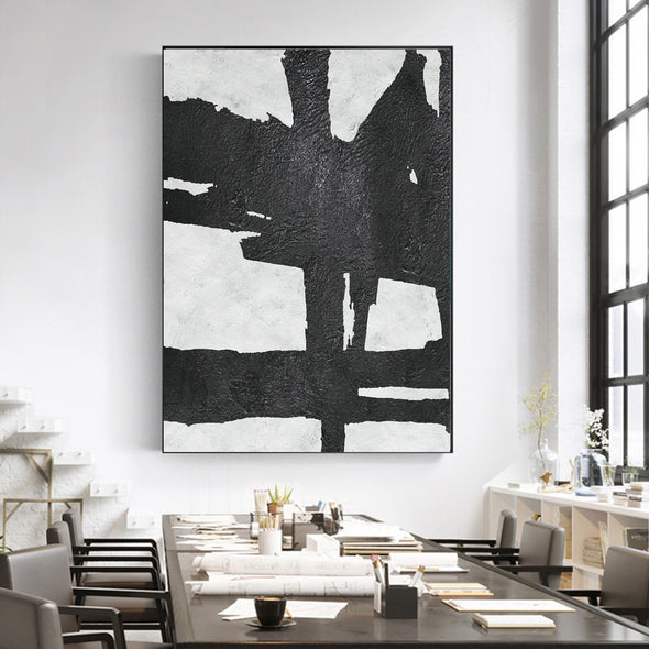 very large wall canvas