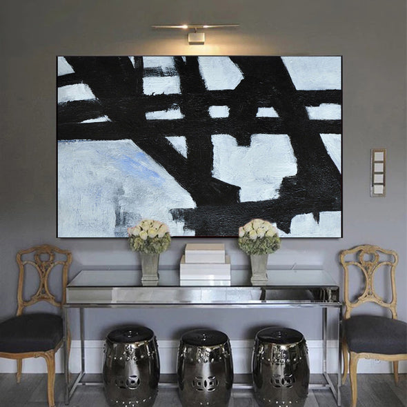 large canvas decor