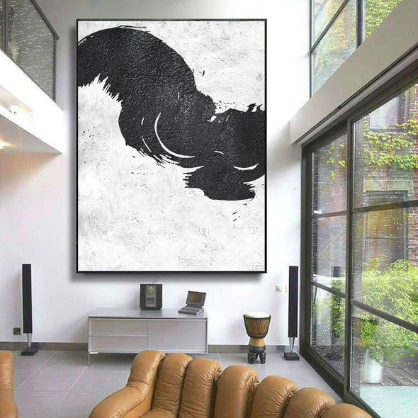 large contemporary wall art paintings