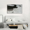 black white canvas paintings