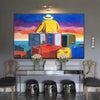 abstract oil painting gallery