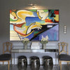 modern abstract canvas paintings