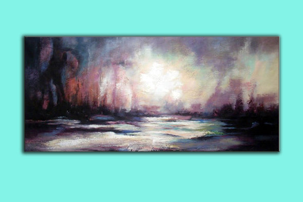 abstract canvas oil paintings