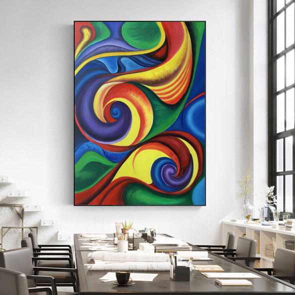 paint abstract oil paintings