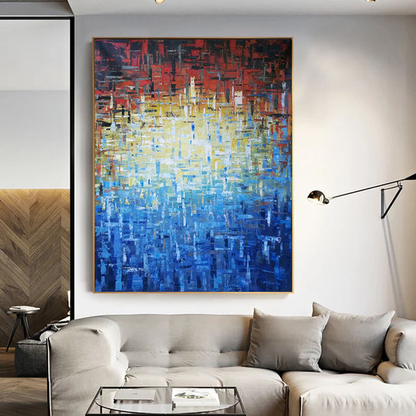 large original abstract art for sale
