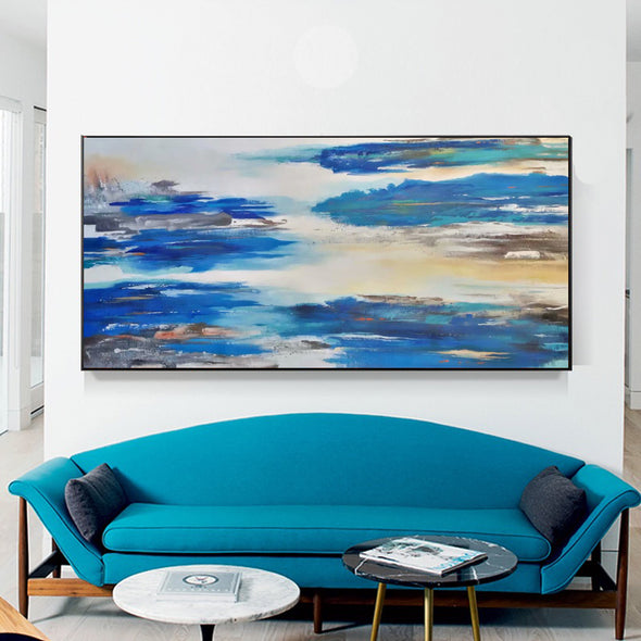 extra large paintings
