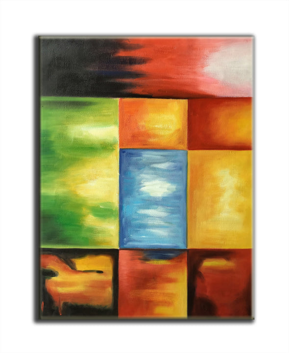 oil canvas abstract