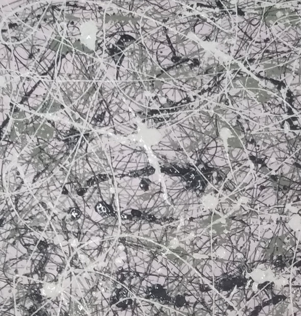 jackson pollock canvas reproductions