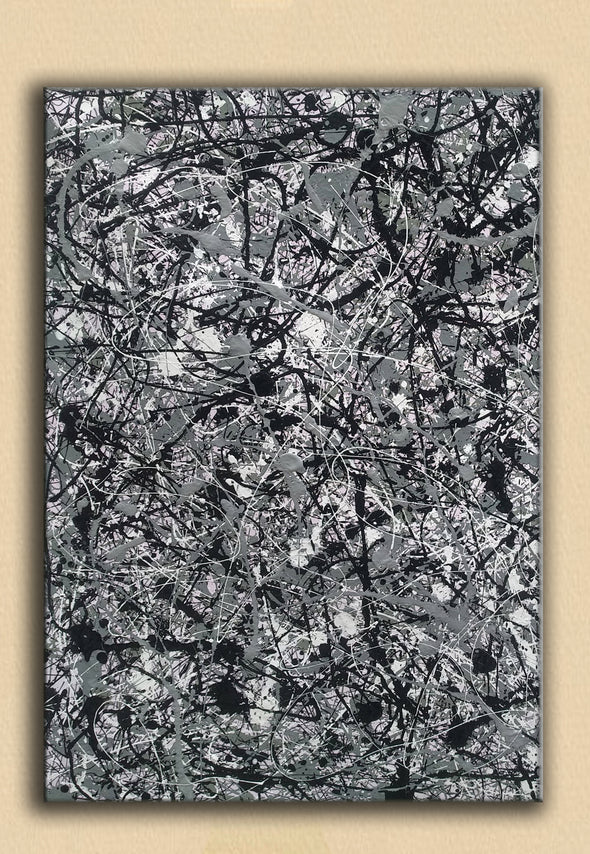 jackson pollock abstract art