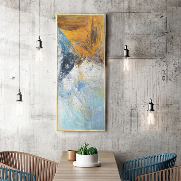 modern artabstract acrylic paintings for sale