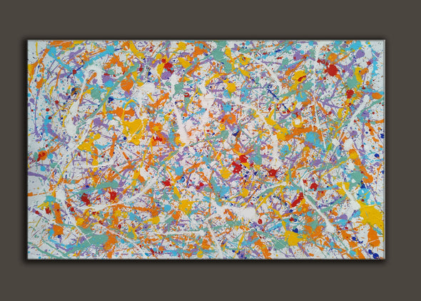 jackson pollock early paintings