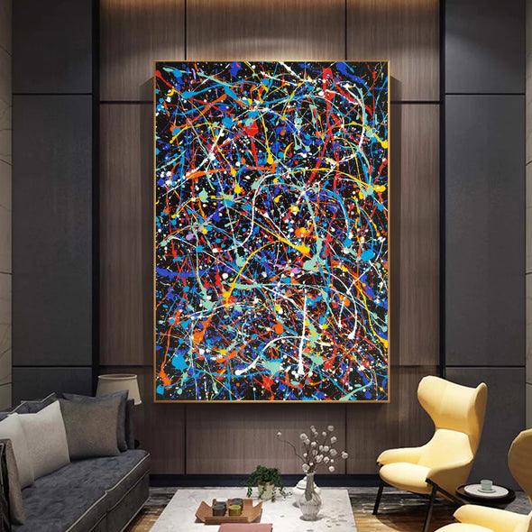 large painting canvas LargeArtCanvas