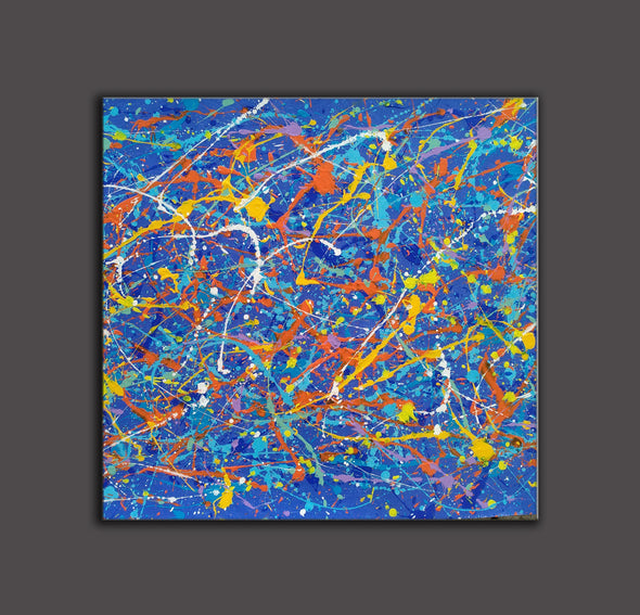 modern abstract painting LargeArtCanvas