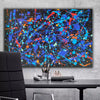 abstract wall art  LargeArtCanvas