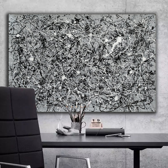 abstract landscape LargeArtCanvas