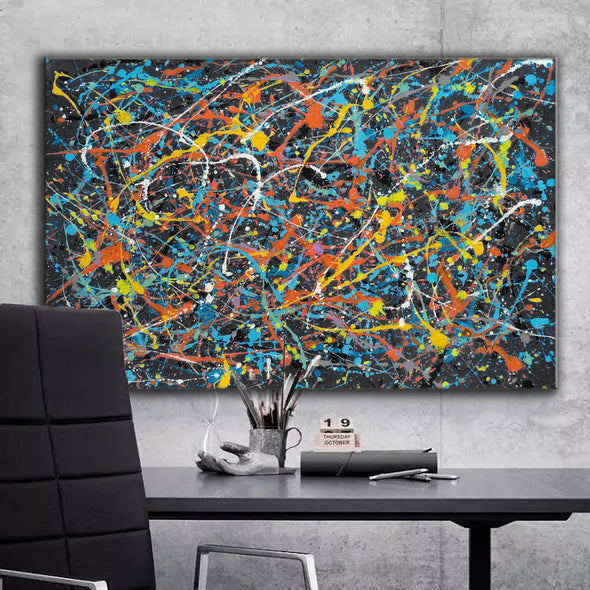 jackson pollock all paintings