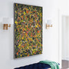 large canvas wall art art LargeArtCanvas