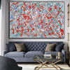 large abstract art LargeArtCanvas