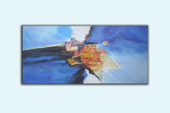 big oil paintings canvas