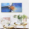 large colorful canvas art