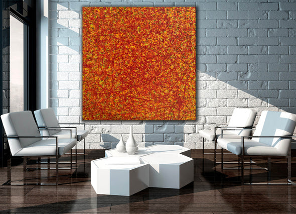 original oil painting | LargeArtCanvas