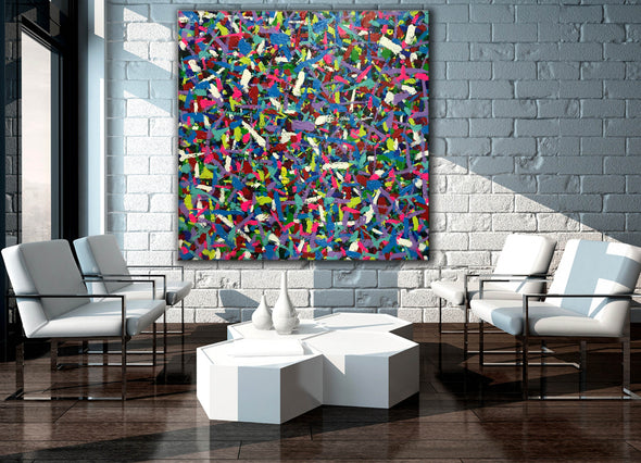 LargeArtCanvas-bedroom paintings | large modern art | extra large wall paintings-6