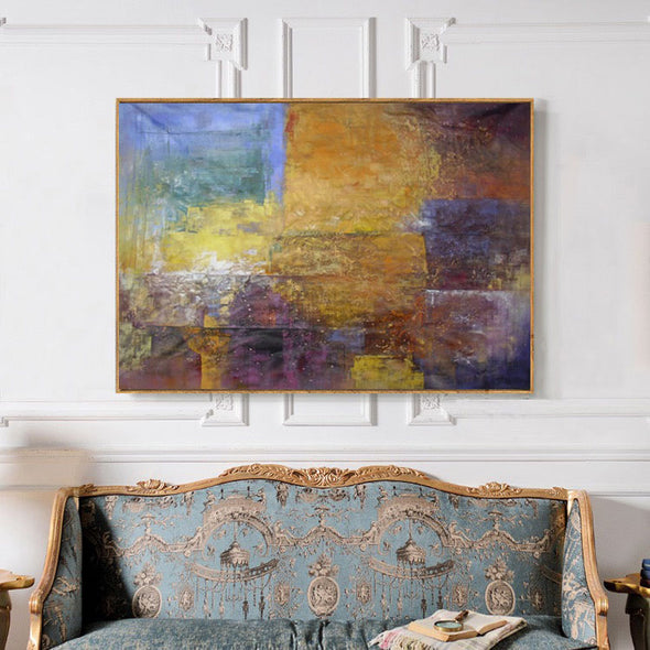 original abstract oil paintings