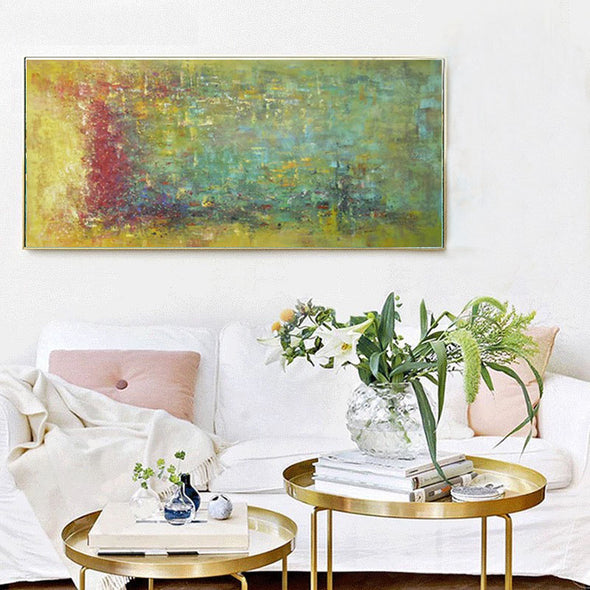 large contemporary paintings