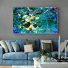 Abstract art | Abstract art paintings | Abstract painting on canvas L742-8