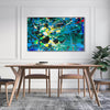 Abstract art | Abstract art paintings | Abstract painting on canvas L742-1