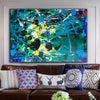 Abstract art | Abstract art paintings | Abstract painting on canvas L742-2