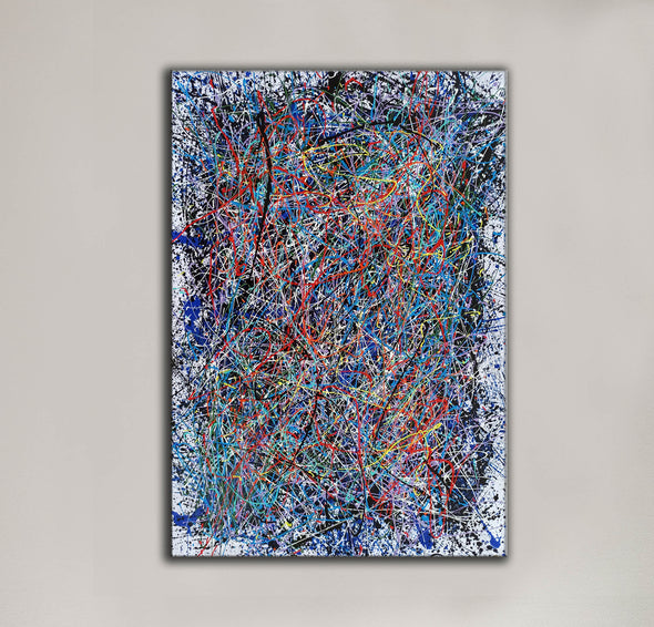 Abstract art | Abstract painting | Abstract expressionist LA1-4