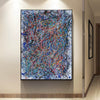 Abstract art | Abstract painting | Abstract expressionist LA1-6