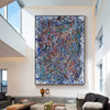 Abstract art | Abstract painting | Abstract expressionist LA1-8