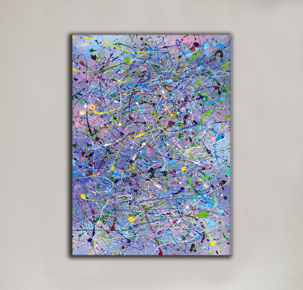 Abstract canvases  Best abstract paintings  Famous abstract painters LA11-3