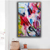 Canvas painting | Extra large wall art | Big canvas art L652-9