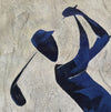 Henri Matisse style painting | Figurative art | Golf oil painting L669-10