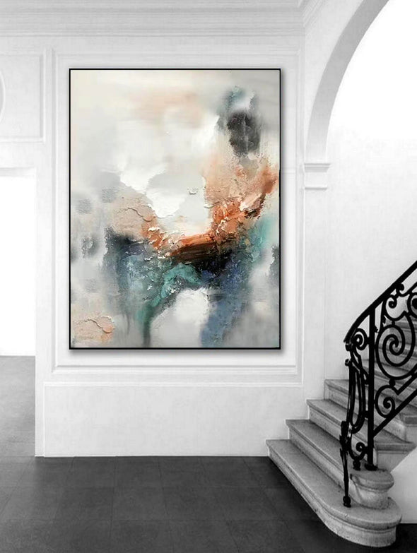 Abstract art modern paintings | Art modern abstract LA623_7
