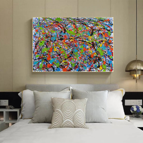Abstract art oil paintings | Art painting modern LA248_2
