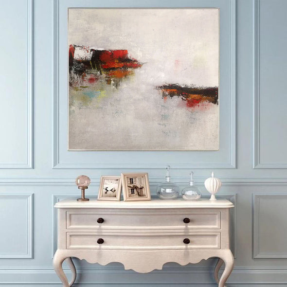 Abstract modern paintings on canvas | Abstract art oil paintings LA46_5