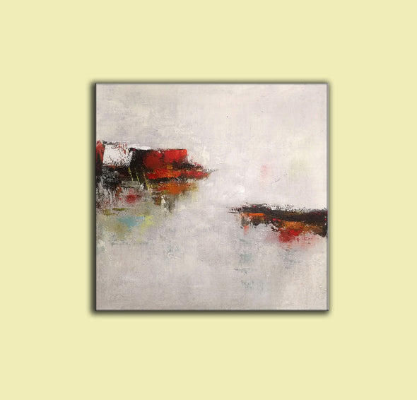 Abstract modern paintings on canvas | Abstract art oil paintings LA46_8