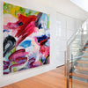 Abstract paintings with acrylic | Abstract picture art-2