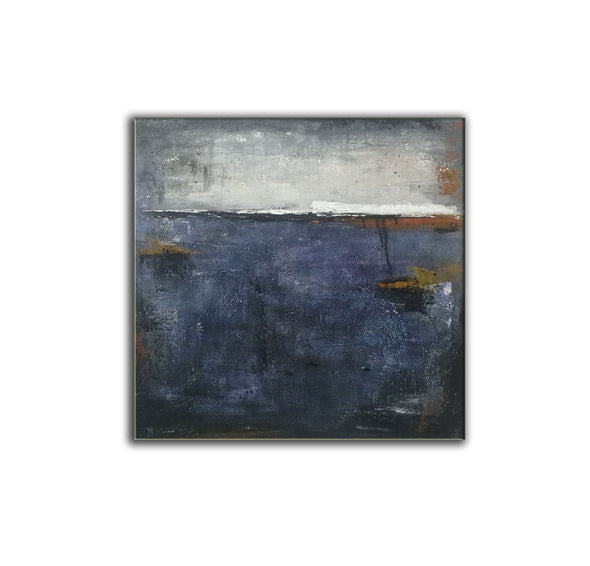 Colorful modern abstract paintings | Abstract canvas oil painting LA45_3