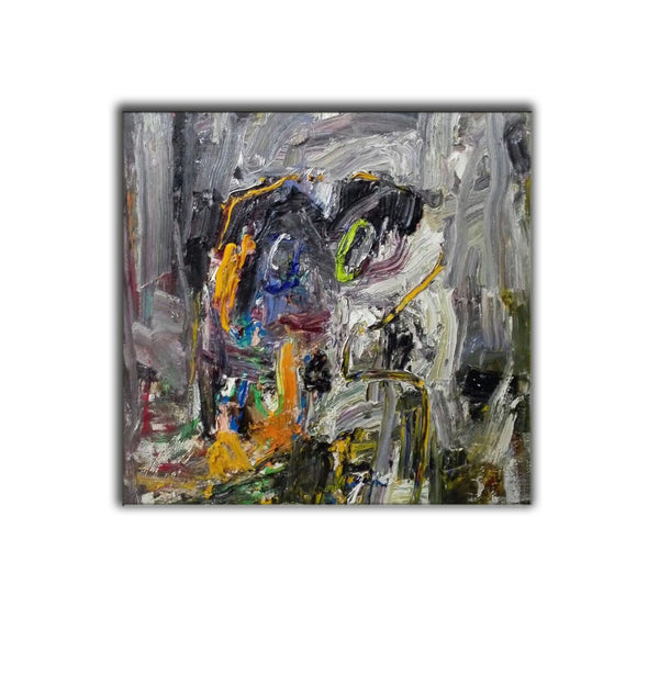 Abstract canvas painting | Abstract canvas LA194_6