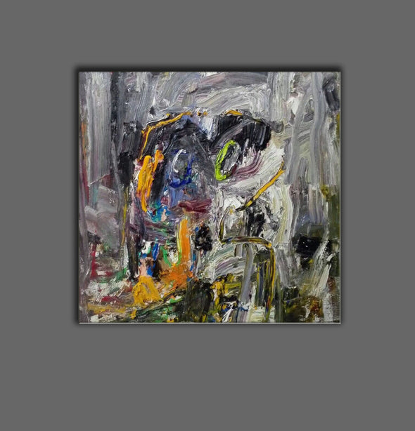 Abstract canvas painting | Abstract canvas LA194_8