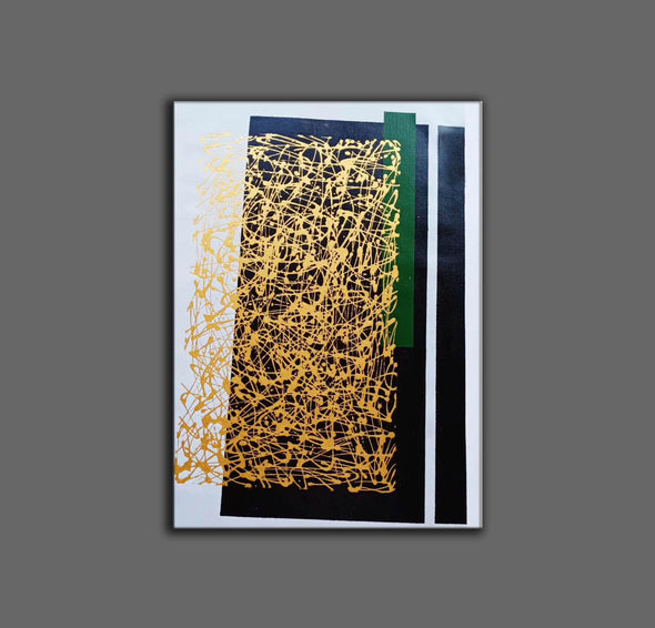 Abstract canvas painting | Abstract canvas LA151_10