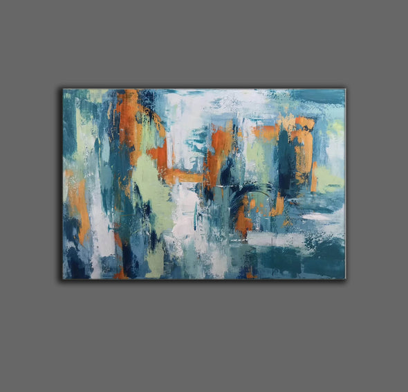 Abstract modern art paintings | Abstract painting LA89_2