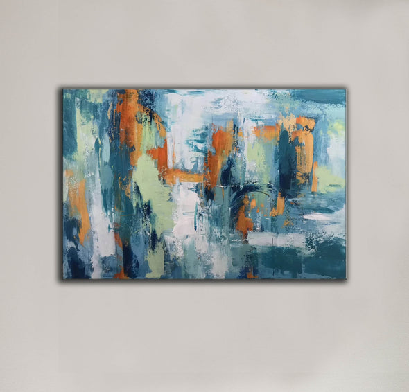 Abstract modern art paintings | Abstract painting LA89_4